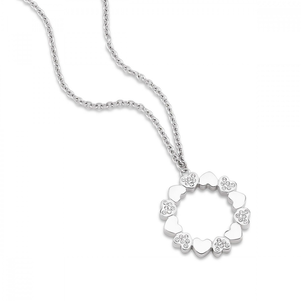COLAR ONE JEWELS PASHION SILVER