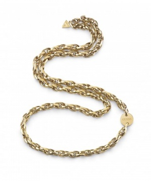 Guess Chain Reaction Joia Colar Mulher